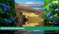 Big Deals  CONDE  NAST JOHANSENS RECOMMENDED HOTELS AND SPAS GREAT BRITAIN AND IRELAND 2010 (Conde