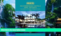 Books to Read  Conde Nast Johansens Recommended Hotels, Inns, Resorts   Spas: the Americas,