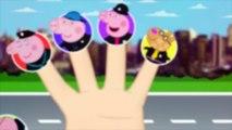 Peppa Pig Super Heroes Finger Family - Nursery Rhymes Lyrics and More_35