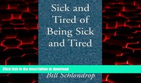 liberty book  Sick and Tired of Being Sick and Tired online pdf