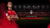 Portrait de Ramy Bensebaini
