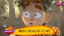 Mon chevalier et moi - Episode complet en français - tu vas kiffer le Moyen-Age sur TéléTOON+