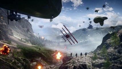 Bande-annonce officielle de lancement de Battlefield 1  de Battlefield 1
