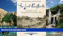 Big Deals  The Last Road North: A Guide to the Gettysburg Campaign, 1863 (Emerging Civil War