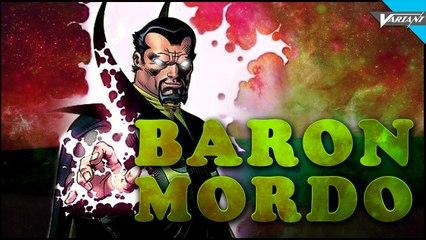 History Of Baron Mordo!