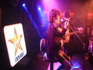 LP en Showcase Privé Virgin Radio à Rennes
