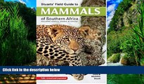 Books to Read  Stuarts  Field Guide to Mammals of Southern Africa  Best Seller Books Best Seller