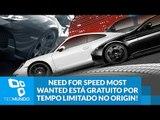 Need for Speed Most Wanted está gratuito por tempo limitado no Origin!