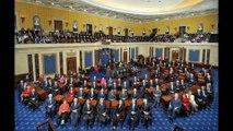 Le Congrès américain . Le Sénat américain est une chambre législative dans la bicaméral législature des États-Unis