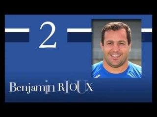 #J11 Composition de Colomiers Rugby
