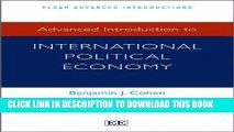 Best Seller Advanced Introduction to International Political Economy (Elgar Advanced Introduction)