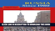 Ebook Russia Since 1980 (The World Since 1980) Free Read