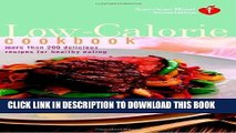 Ebook American Heart Association Low-Calorie Cookbook: More than 200 Delicious Recipes for Healthy