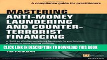 Best Seller Mastering Anti-Money Laundering and Counter-Terrorist Financing: A compliance guide
