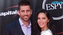 Olivia Munn Opened Up About Aaron Rodgers
