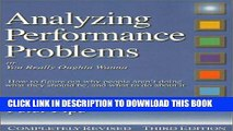 [READ] EBOOK Analyzing Performance Problems: Or, You Really Oughta Wanna--How to Figure out Why