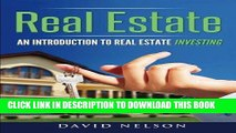 [READ] EBOOK Real Estate Investing: An Introduction to Real Estate Investing (Real Estate