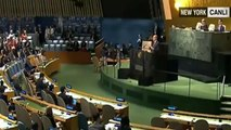 Cumhurbaşkanı Recep Tayyip Erdoğanın Birleşmiş Milletler (BM) Konuşması - Dünya Beşten Büyüktür
