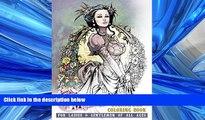 FREE PDF  Lady Mechanika Steampunk Coloring Book READ ONLINE