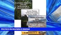 READ  Ecuador Photo Gallery Bundle: Nature Photos from Ecuador s Rainforest + Photos of Ecuador: