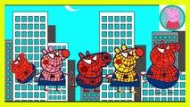 Peppa Pig Dinosaur George Crying Balloon Finger Family Nursery Rhymes Lyrics Parody