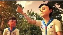 Commander safeguard -jungle ma mungle - safeguard cartoon in HD - jungle ma mungle - YouTube