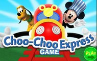 Mickey Mouse Clubhouse - Mickeys Choo Choo Train Express Mickey Mouse Game