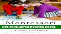 [PDF] Mobi Montessori: The Science Behind the Genius Full Online