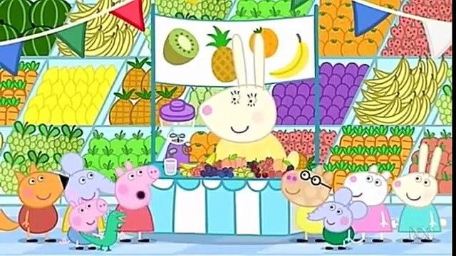 Peppa Pig English Episodes Full 2016 Peppa Pig Fruit