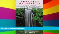 Ebook deals  Arkansas Waterfalls Guidebook: How to Find 133 Spectacular Waterfalls   Cascades in