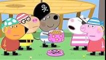 Peppa Pig English Episodes Full 2016 Peppa Pig Pirate Treasure