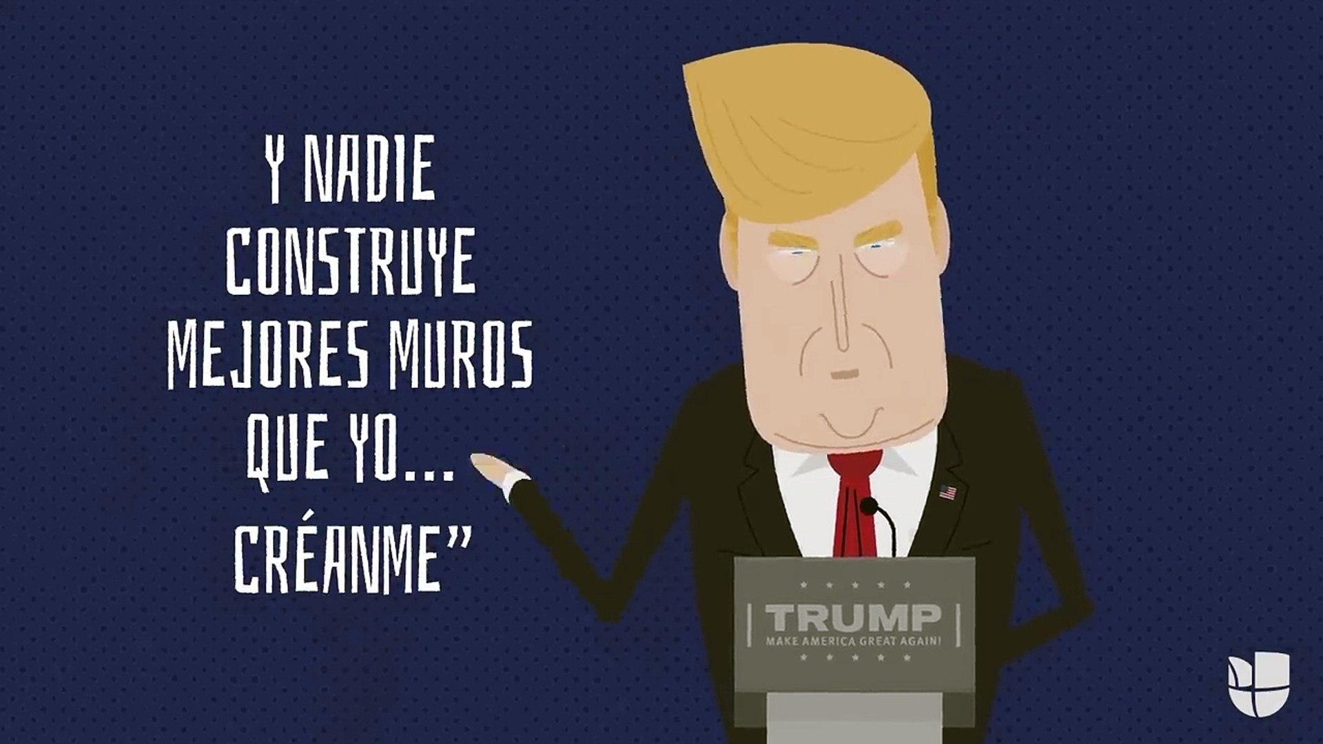 Nuevo Presidente Donald Trump