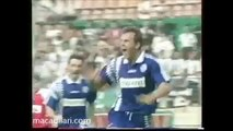 22.08.1995 - 1995 UEFA Intertoto Cup Semi Final 2nd Leg Racing C Strasbourg 6-1 FC Tirol Innsbruck
