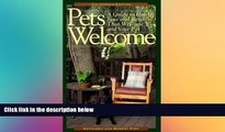 Ebook Best Deals  Pets Welcome : A Guide to Hotels, Inns and Resorts That Welcome You and Your