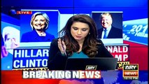 US elections 2016: Hillary Clinton accepts defeat