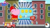 Hippo Peppa Pig Fire Patrol   Peppa Kids Mini Games Android   Peppa Android Games