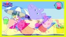 Peppa Pig Makeup Love Story! Peppa Pig New Episodes Parody Finger Family Nursery Rhymes Kids