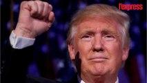 Etats-Unis: dans son discours de victoire, Trump se pose en rassembleur