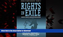 Best books  Rights in Exile: Janus-Faced Humanitarianism (Forced Migration) online for ipad