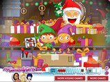 Christmas Mischief Kisses At The North Pole - Christmas Kissing Game for Kids