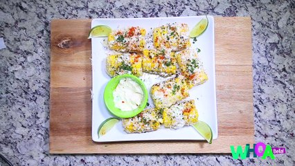 We Made Chrissy Teigen's Street Corn And Not Only Is It Delicious But It's Easy To Make As Well!