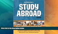 Deals in Books  Study Abroad - 2008 (Peterson s Study Abroad)  Premium Ebooks Best Seller in USA