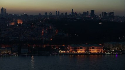 Istanbul At Night 3