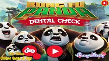 Kungfu Panda Dental Check - Kung Fu Panda Games - Best Kids Games New HD