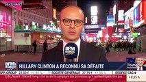 Election americaine : Hillary Clinton a reconnu sa défaite - 09/11