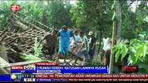 Puting Beliung Ratakan 2 Rumah di Grobogan