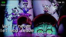 Official FNAF Sister Location Has a Sparta Virus Remix