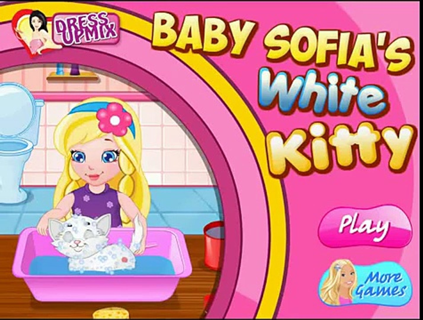 Bailey Pet Care Games-Baby Games-Hair Games-Kids Games