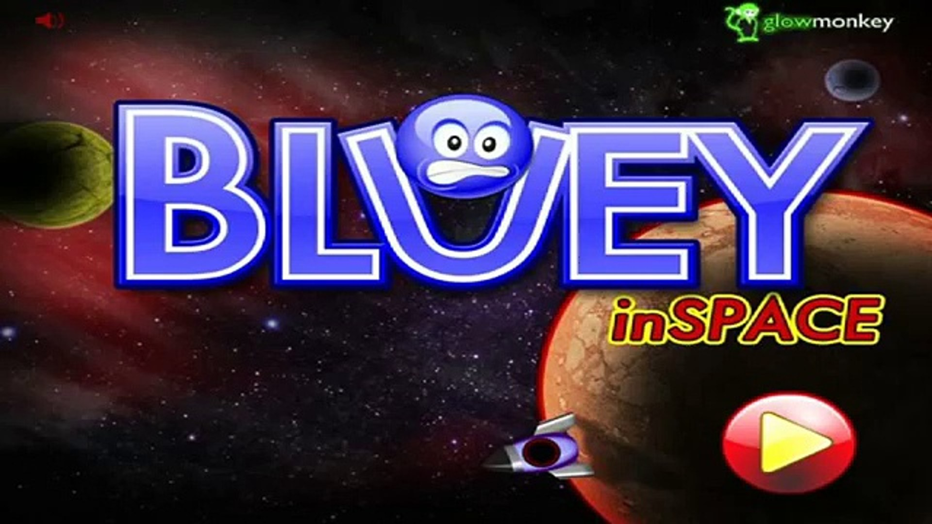 Lets Quickplay Bluey in Space Part 1: Rolling Konisbored!