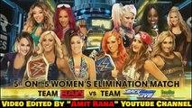 WWE Smackdown 9 November 2016 Highlights - WWE Smackdown 11/9/16 Highlights